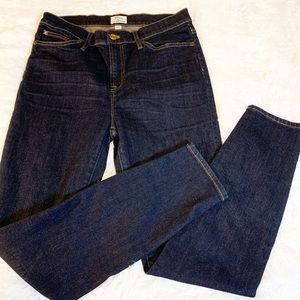 J Crew High rise lookout skinny.